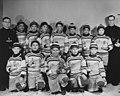 Indian Residential School hockey team.jpg