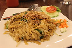 Indonesian fried kwetiau.JPG