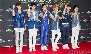Infinite (band) - Infinite in August 2011