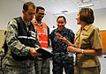 Influenza exercise tests Joint Base medical readiness to pandemic illness response 141001-N-QV384-001.jpg