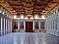Innsbruck Schloss Ambras Hochschloss Innen Spanischer Saal 07.jpg