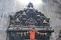 Inside Chamber , Primary Sanctum of Trishundya Mayureshwar Ganapati temple, Pune.jpg