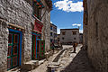 Inside the walled city of Lo Manthang (15988238142).jpg
