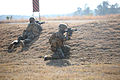 Integrated Task Force infantry Marines execute first collective skills exercise 141216-M-ZM882-227.jpg