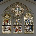 Interieur noordbeuk, glas in loodraam - Maastricht - 20328497 - RCE.jpg