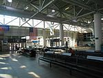 Interior of Atlantic City Rail Terminal, August 2014.jpg