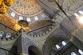 Interior of New Mosque - Sultanahmet District - Istanbul - Turkey - 02 (5722993360).jpg