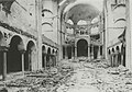 Interior view of the destroyed Fasanenstrasse Synagogue, Berlin.jpg