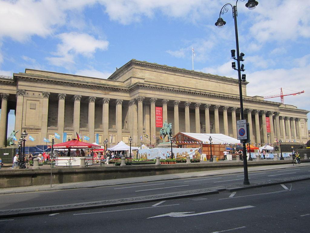 Food Festival Liverpool