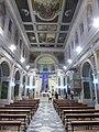 Interno della Chiesa Matrice di Satriano (agosto 2019).jpg