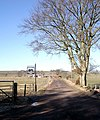 Intockhouse farm road end - geograph.org.uk - 130914.jpg