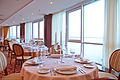 Intourist Onego Palace Hotel Panoramniy (restaurant of europian cuisine) eleventh floor Lake Onega view.jpg