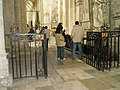 Intrigued visitors within Winchester Cathedral - geograph.org.uk - 1162929.jpg