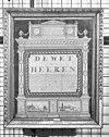 inventaris de wet des heeren 1800 met gezichten op dordrecht - amsterdam - 20014179 - rce