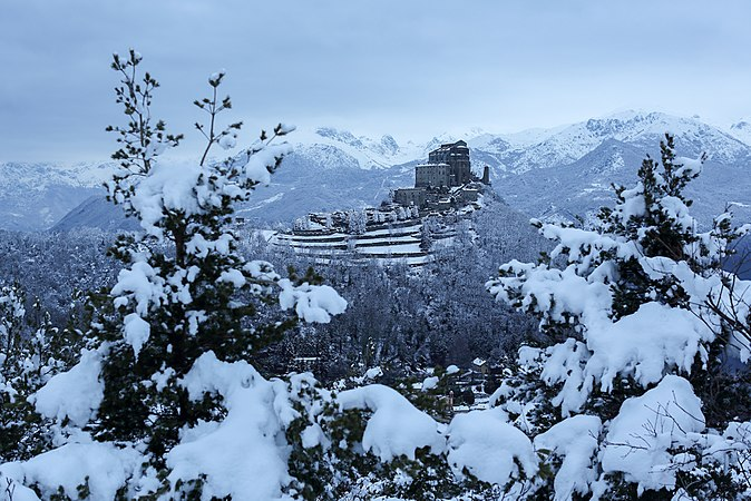 Inverno sul monte Pirchiriano 3.jpg