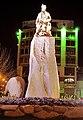 Iran - Tehran - Ferdosi's statue ^ Sq - Information in Page 1 - panoramio (1).jpg