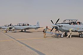 Iraqi Air Force Increases T-6A Inventory DVIDS321764.jpg