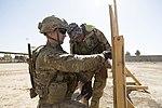 Iraqi army 73rd Brigade range, Operation Inherent Resolve 150621-A-YV246-071.jpg