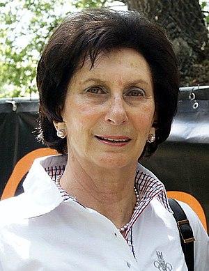 Irena Szewińska - Irena Szewińska in 2012
