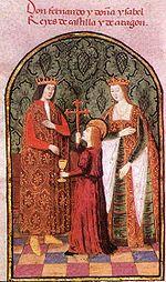 Equal partners: Ferdinand II of Aragon and Isabella I of Castile, the Catholic Monarchs