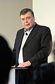 Islands statsminister Geir H. Haarde talar vid Nordiskt globaliseringsforum i Riksgransen 2008-04-09.jpg