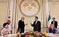 Italian President visiting Korea in September 2009 (4345791112).jpg