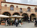 Italie, Ravenne, Piazza del Popolo, Petit palais vénitien (48087103447).jpg