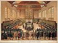 J.W. de Jongh en M. Wagenvoort - Eene vergadering van de Nationale Synode te Dordrecht 1619 - Schoolplaat J.B. Wolters.jpg