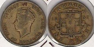 Jamaican pound - Image: JAM008
