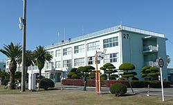 JASDF 5th Air Wing Headquarters 2008.jpg
