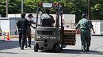 JASDF Forklift(TOYOTA L&F GENEO14) at Nara Base 20150606-02.JPG