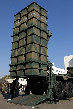 Type 03 Chū-SAM - Image: JGSDF Type 03 SAM (launcher) 04