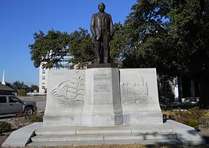 Joseph T. Jones - Monument