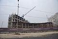 JW Marriott Hotel Under Construction - Eastern Metropolitan Bypass - Kolkata 2013-02-16 4200.JPG