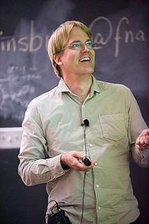 Joseph Lykken American physicist