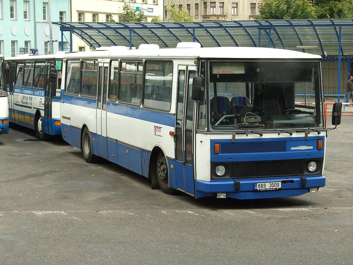 6 Speed Transmission >> Karosa C 734 - Wikipedia