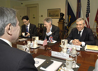 Bush–Blair 2003 Iraq memo