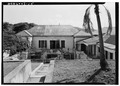 Jacob H.S. Lind House, Norre Gade 6, Charlotte Amalie, St. Thomas, VI HABS VI,3-CHAM,6-2.tif