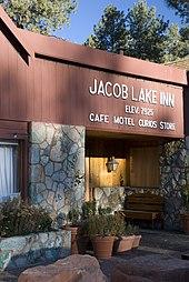 Jacob Lake Inn In 2007