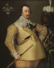Jacob Scott, död 1635, överste