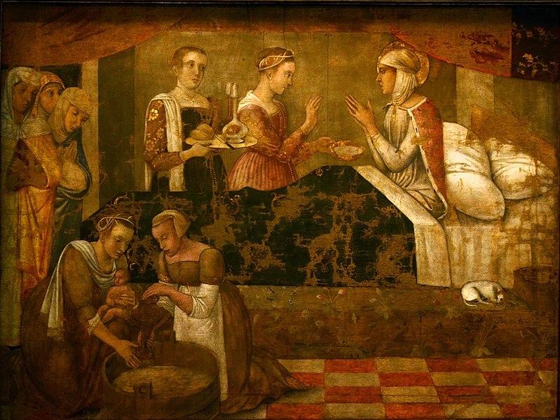 File:Jacopo Bellini Nascita della Vergine Galleria Sabauda 22072015.jpg
