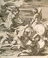 Jacopo Caraglio - Battle between Hercules and Centaurs - WGA04071.jpg
