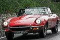 Jaguar E-Type spyder at Mille Miglia 2012.jpg