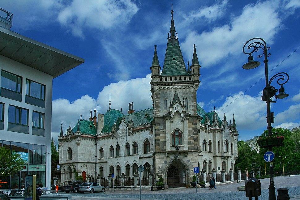 Jakabov palác 2010