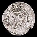 Jakob II. Aragonski upodobljen na kovancu.jpg
