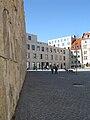Jakobsplatz und Jüdisches Gemeindezentrum Jüdisches Zentrum München.jpg