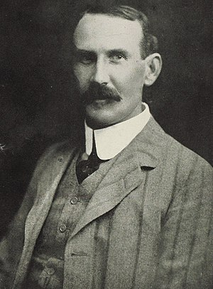 James Parr (politician) - Parr in 1911