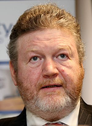 James Reilly (Irish politician) - James Reilly, April 2014