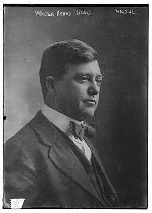 Walter Kehoe - James Walter Kehoe in 1917