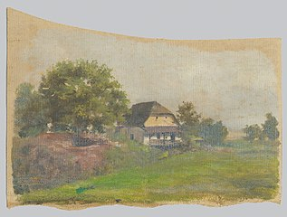 Isolated House